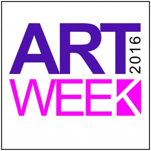 Art week logo 2016
